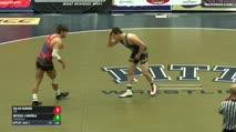 170 Finals - Kaleb Romero, USA vs Michael Labriola, Pennsylvania