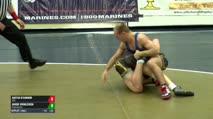 145 Finals - Austin O'Connor, USA vs Jarod Verkleeren, Pennsylvania