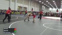 132 Semi-Finals - Joseph Silva, FL vs Andrew Wert, PA