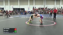 120 Finals - Orion Anderson, NY vs Chris Wright, PA