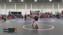 160 Finals - Billy Higgins, NE vs Erich Byelick, FL