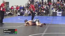132 Finals - Gabe Miller, PA vs Connor Mcgonagle, NH