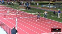 Women's Pentathlon 60m Hurdles, Round 1 Heat 3