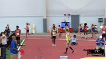 Women's Distance Medley Relay, Round 1 Heat 2