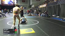160 Round of 64 - Trent Hidlay, Bison Legend vs Connor Thomas, Rugged Wrestling Club