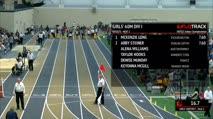 Girl's 60m, Round 1 Heat 2