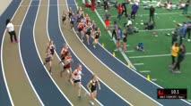 Girl's 3200m, Round 1 Heat 1