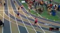 Girl's 4x400m Relay, Round 1 Heat 2
