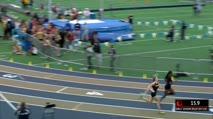 Girl's 4x400m Relay, Round 1 Heat 3