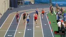 Boy's 4x400m Relay, Round 1 Heat 3