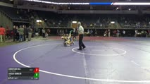 133 Consi of 32 #2 - Christian Hill, Grays Harbor vs Laszlo Gendler, Yale