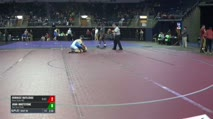 197 Round of 64 - Forrest Rutledge, Penn State WC vs John Whetstone, San Jose State