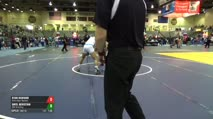 170 2nd Place - Ryan Redford, White River Hornets vs Uriel Beristain, UTB Wrestling
