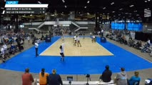 UNO GIRLS 17 ELITE GL vs MIZ LB 17B ROCKSTAR SC - Windy City National Qualifier, 17 OPEN