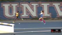 Women's 4x400m Relay, Heat 3