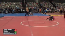 58-M Consi-Semis - Salvatore Borrometi, Bitetto Trained vs Travis Heck, Prescott Wrestling School