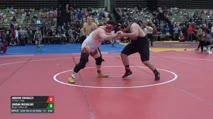 287-H Consi of 8 #2 - Andrew Chiurazzi, St Peter's Prep vs Jordan Michalski, Bergen Catholic HS