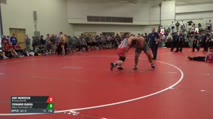 275 7th Place - Jake Ingwersen, Nebraska Red (M) vs Fernando Ibarra, Kansas Dreadnoughts (M)
