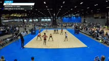 SUNSHINE 17-1 (SC) vs UNO GIRLS 17 ELITE (GL) - Windy City National Qualifier, 17 OPEN