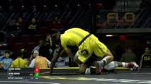 132 Finals - Jacori Teemer, VHW vs Quinn Kinner, Seagulls