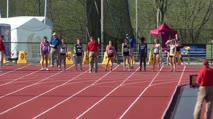 Women's 1500m Unseeded, Heat 3