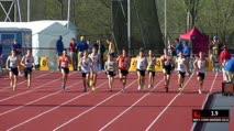 Men's 1500m Unseeded, Heat 1