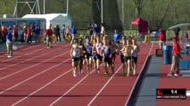 Men's 1500m Unseeded, Heat 2