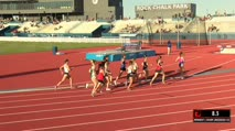 Women's 5k Unseeded, Heat 1