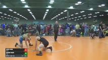 E-139 Mat 10 10:30 am Quarter-Finals - Jared Ford, Unatt. vs Jordan Ward, Unatt.