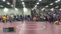 M-115 Pool B Mat 2 8:00 am RR Rnd 2 - Danarii Mickel, Unatt. vs Owen McMullen, Ranger Pride Wrestling