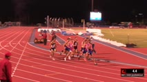 Men's 5k Invite, Heat 1