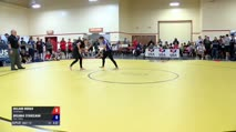 Ireland Moran vs Breanna Stikkelman US Open Grappling