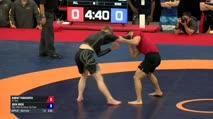Bobby Yamashita vs Josh Wick US Open