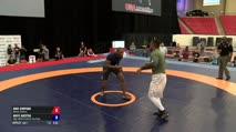 Obie Simpson vs Koffi Adzitso US Open