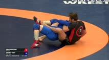Andrew Mostowa vs Shaun W Scott US Open