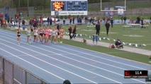 Women's 1500m Championship, Round 1 Heat 2
