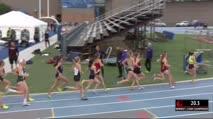 Women's 1500m Championship, Heat 3