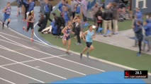 Men's 1500m Championship, Round 1 Heat 2 - NCAA champ Grau hammers 3:46 solo