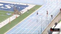 Women's 200m Championship, Heat 1