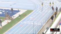 Men's 200m Championship, Heat 2