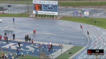 Men's 4x400m Relay Championship, Heat 1