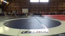 65 LBS Quarters - Dominic Marinilli vs Colby Houle, Fisheye Wrestling