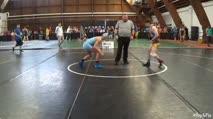 138 LBS Prelim-16 - Zack Davis vs John Nieroda, Fisheye