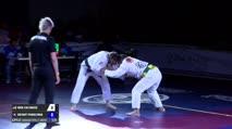 Nick Calvanese vs Bryant Pangelinan Marianas Open X | MMXVII