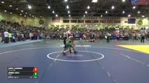 96 Round of 16 - Daniel Cardenas, Pomona Elite vs Johnny Lopez, Poway