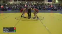170 Round of 32 - Cameron Ingwerson, Lassen Grizzlies vs Benny Padron, Klein Forest High School
