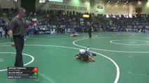 57 Quarter-Finals - Jaevani Persaud, Benicia Wrestling vs Jillian Wells, Elk Grove Wrestling Academy