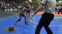 125 Round of 128 - Skyler Watson, Columbia High School vs Austin Cleland, Reality Sports