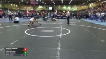 75 Quarter-Finals - Nicholas Cordeiro, Team Waianae vs Logan Valledor, Vacaville Wrestling Club