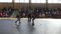 113 Greg Diakomihalis, New York vs Antonio Mininno, New Jersey